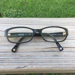 Coach eyeglasses women's dark olive frames Cadyn